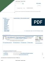 Richard Toussaint - Executive Profile