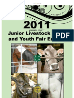 2011 Johnson County Junior Livestock Show and Youth Fair