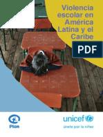 Violencia Escolar en América latina y Caribe. Superficie y fondo