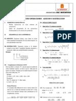 SEMANA 04_Cuatro Operaciones_4to Año_Prof. Luis Cottos