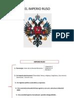 GRANDES POTENCIAS RUSIA