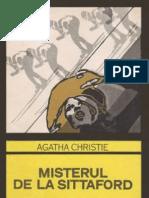 Agatha Christie- Misterul de La Sittaford