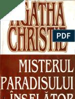 Agatha Christie- Misterul Paradisului Inselator