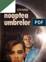 Agatha Christie- Noaptea Umbrelor
