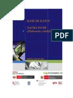 Sacha Inchi - Database