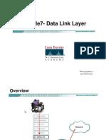 CA Ex S1M07 Data Link Layer