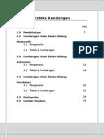 Sumbangan Islam Dalam Matematik Astronomi Dan Perubatan