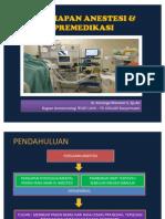 Persiapan Anestesi & Premedikasi-ken