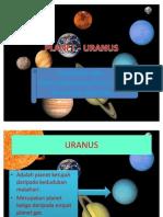 Planet - Uranus