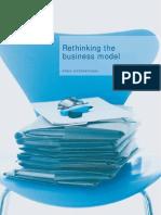 Rethinking Business Model