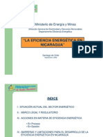 Eficienia Energetic A Nicaragau_mem