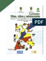 PLAN NACIONAL NIÑEZ Y ADOLESC 2009 2019