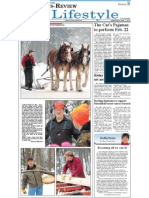 Vilas County News-Review, Feb. 1, 2012 - SECTION B