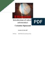 effemeridi