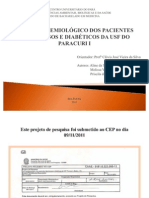 PERFIL EPIDEMIOLÓGICO DO PACIENTES PARACURI