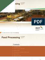 IBEF Food Processing 50112