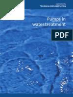 Handbook Pumps in Water Treatment