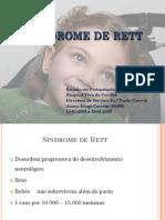 Pedopsiquiatria - 16460 - Síndrome de Rett