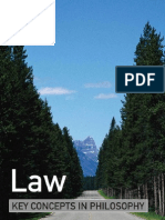Law Key Concepts in Philosophy