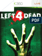 Left 4 Dead Xbox 360 Manual