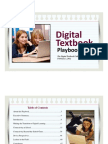 Digital Textbook Playbook