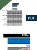 Bill Starr/Madcow 5x5 Logbook Calculator