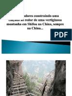 Trabalhos Montanha China