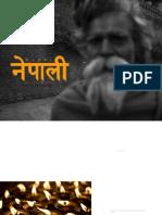 Nepal Portfolio - Kleine Version