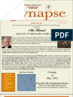 February Synapse 2012