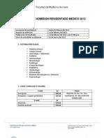 UPAO Resident Ado Medico