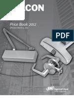 Falcon Price Book 2012