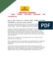 Masters Express Table Tennis Program1