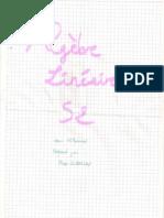 algébre linéaire