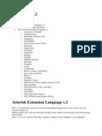 Asterisk AEL2