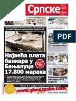 Glas Srpske [broj 12736, 31.1.2012]