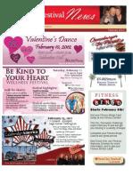 2012 February Newsletter