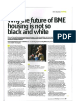 The Future of BME Housing Associations 2