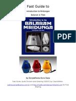 Guide Mridanga Duryodhana-Guru Dasa (en)