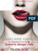 La communauté du sud Tome 001.True Blood.Charlaine Harris