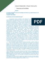 Guattari - Da Produção de Subjetividade - (Citações Trechos pt br)