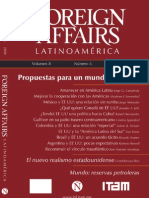 Amanecer en América Latina - Jorge G. Castañeda