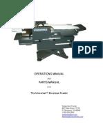 Universal Manual 01012010
