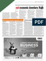TheSun 2008-11-13 Page02 Msia Can Ride Out Economic Downturn Najib