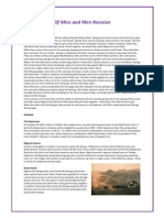 Of Mice and Men Revision, OCR Revision Guide