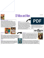 Of Mice and Men Leaflet, OCR Exam Helped