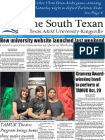 The South Texan, Volume 85, Issue 9