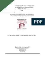 FL Clerks SSAE No-16 E-Filing-Portal Final Report