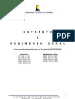 Estatuto e Regimento Geral Da Uepb