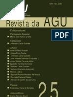 Revista da AGU 25