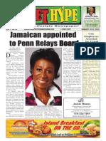 Street Hype Newspaper - January 19-31, 2012